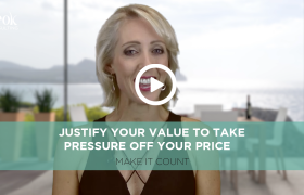 Justify your value to take pressure off your price - 9rok consulting
