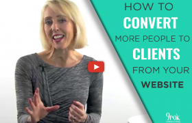 Convert more people into clients from your website