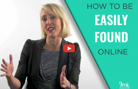 How to ensure you are easy to find online